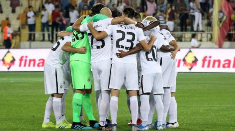 Partizan izgubio i prošao dalje