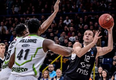 Partizanova treća pobeda u Evrokupu
