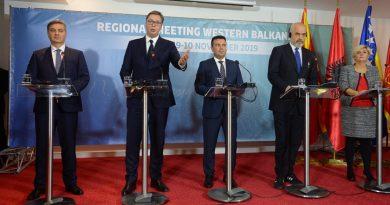 Sutra na konferenciji Mali Šengen Vučić
