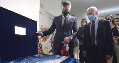 U čast Jurija Gagarina otvorena izložba i puštene markice